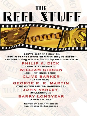 cover image of The Reel Stuff